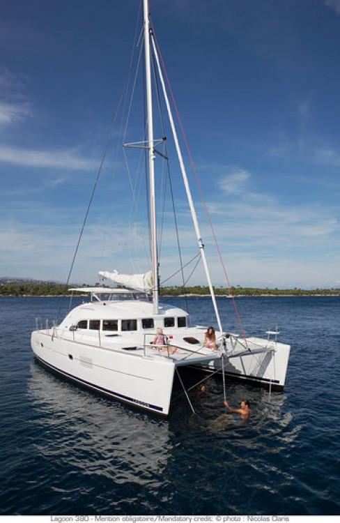 Bootsverleih Ajaccio günstig Lagoon 380
