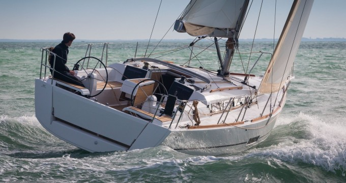 Segelboot mieten in Olbia - Dufour Dufour 360 Liberty