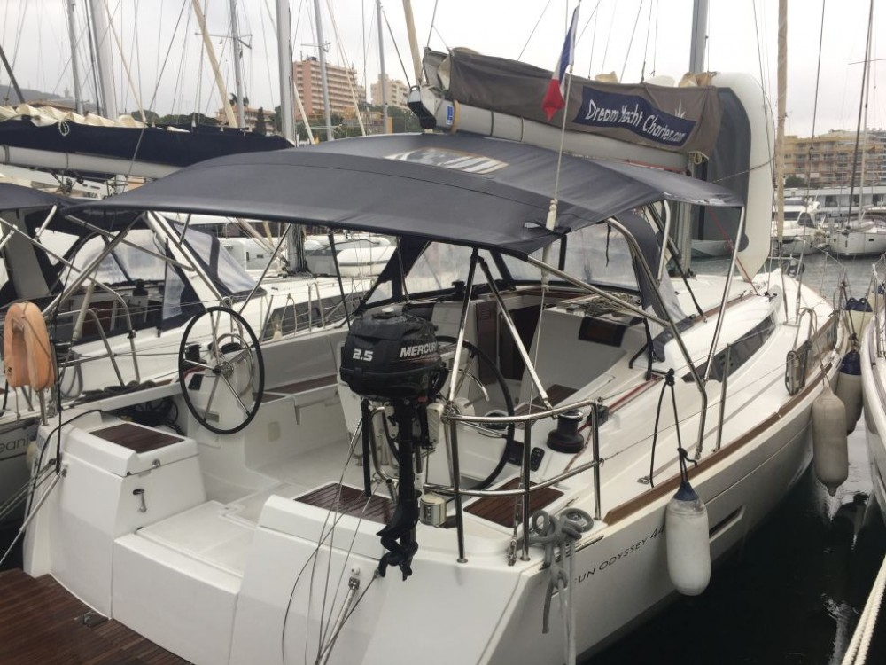 Segelboot mieten in Naples - Jeanneau Sun Odyssey 449