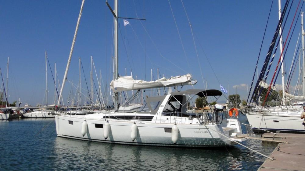 Yacht-Charter in Kotor - Bénéteau Oceanis 48 auf SamBoat
