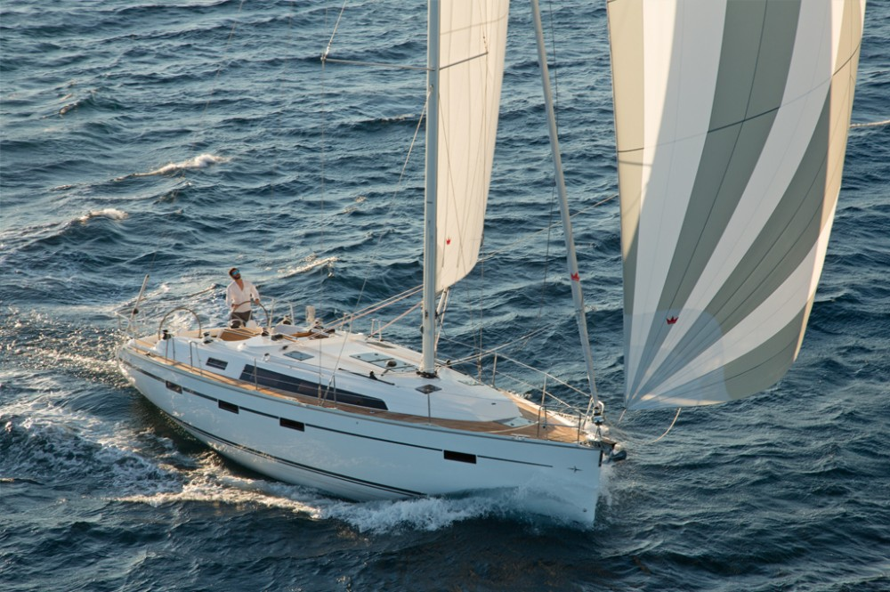 Segelboot mit oder ohne Skipper Bavaria mieten in Roses