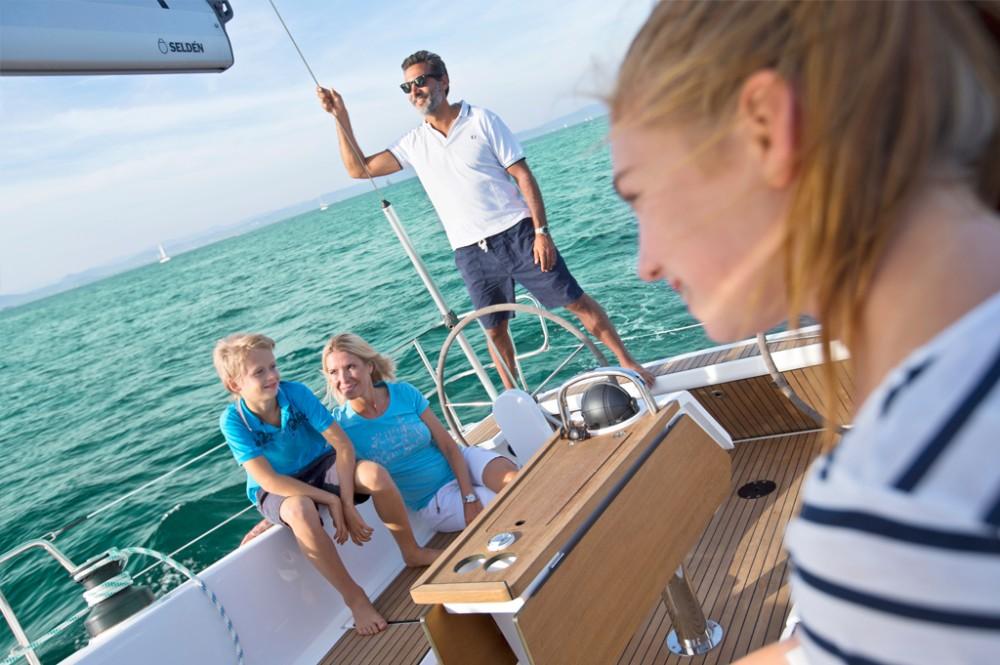 Yacht-Charter in Roses - Bavaria Bavaria 41 auf SamBoat