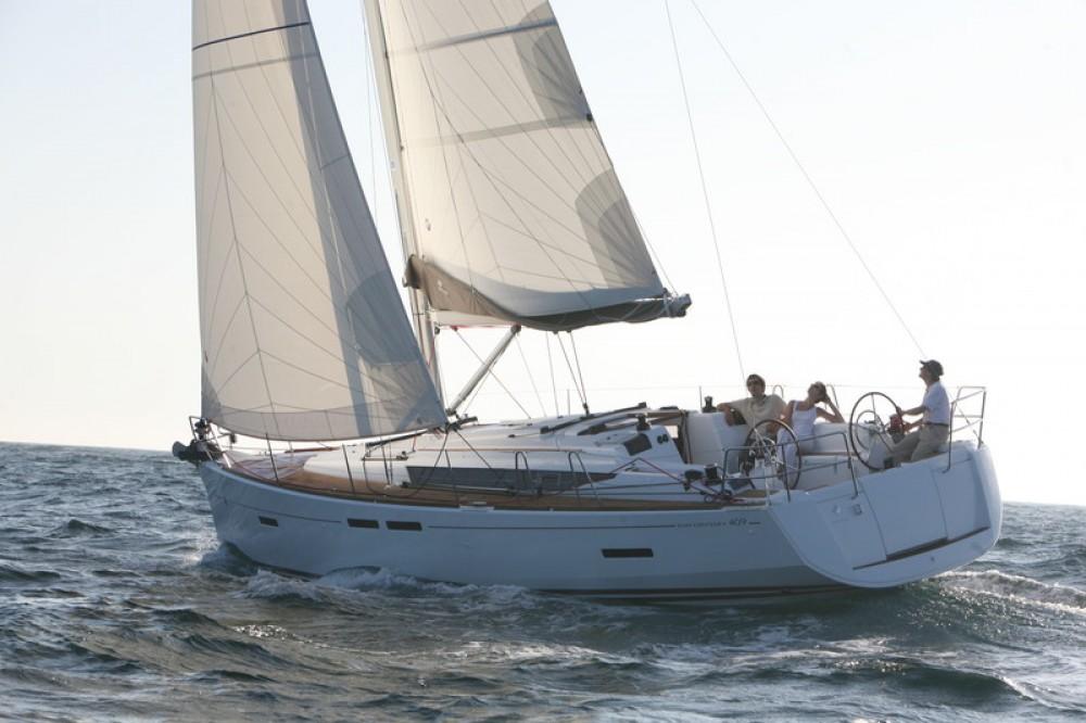 Segelboot mieten in Palma - Jeanneau Sun Odyssey 409