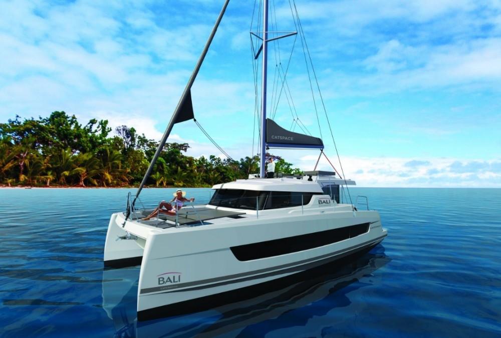 Yacht-Charter in Göcek - Bali Catamarans CATSPACE auf SamBoat