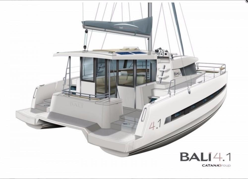 Yacht-Charter in Noumea - Bali Catamarans Bali 4.1 auf SamBoat