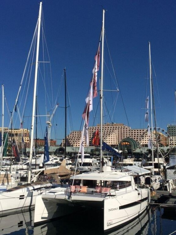 Katamaran mit oder ohne Skipper Catana mieten in Noumea