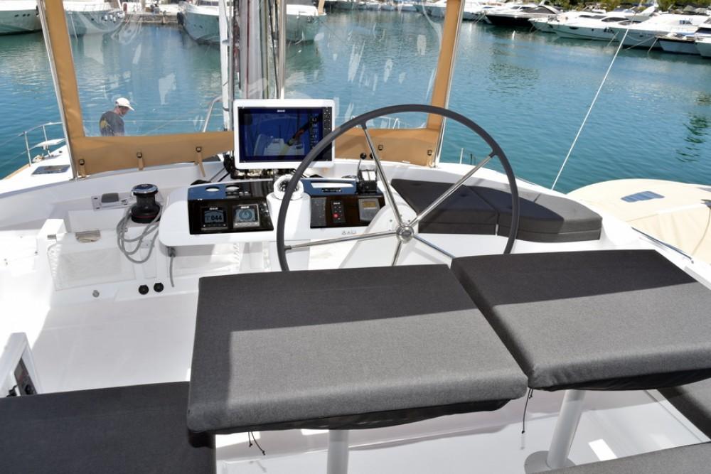 Katamaran mit oder ohne Skipper Lagoon mieten in Nouméa