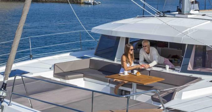 Yacht-Charter in Raiatea - Catana Bali 4.5 auf SamBoat