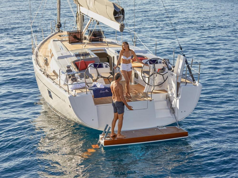 Segelboot mit oder ohne Skipper Hanse mieten in Muğla