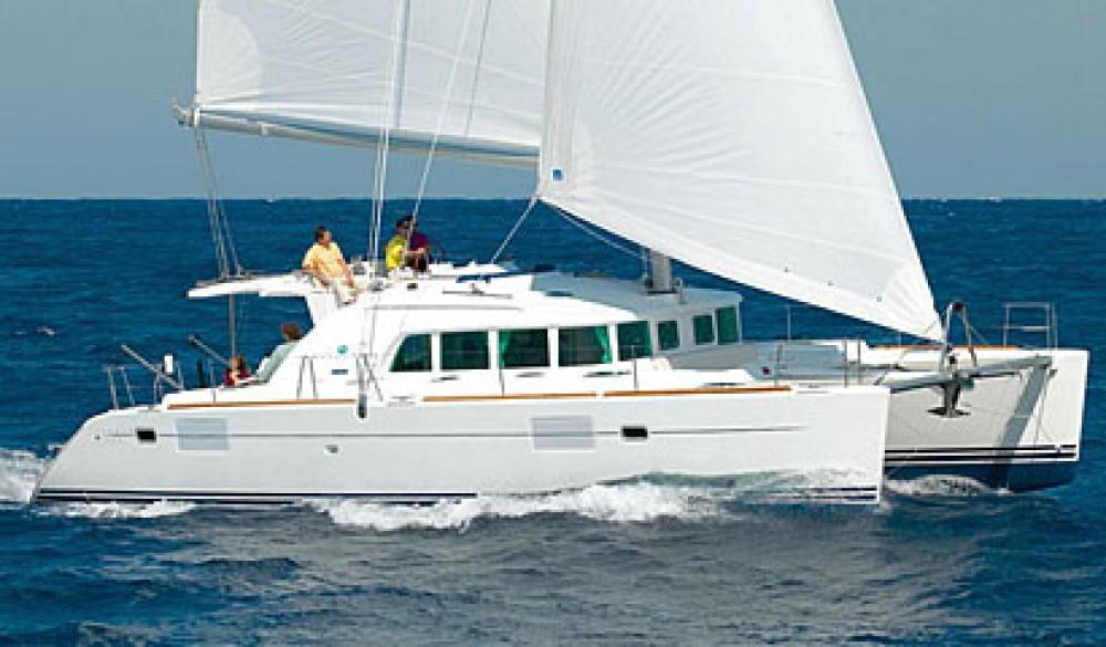 Bootsverleih Kroatien günstig Lagoon 440