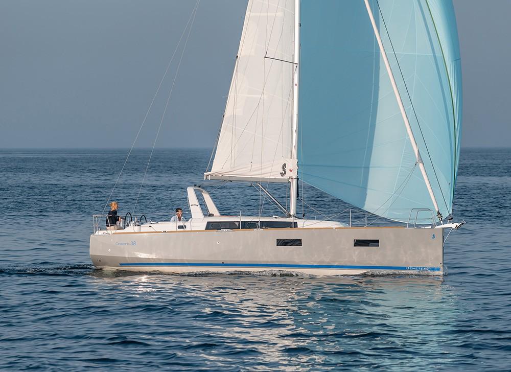 Yacht-Charter in Kroatien - Bénéteau Oceanis 38 auf SamBoat