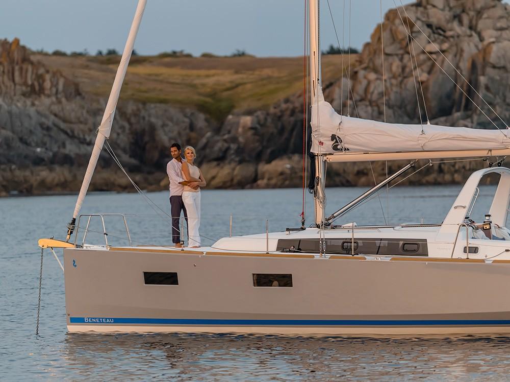 Segelboot mieten in Kroatien - Bénéteau Oceanis 38