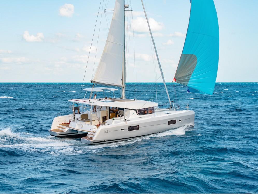 Yacht-Charter in Tortola - Lagoon Lagoon 42 auf SamBoat