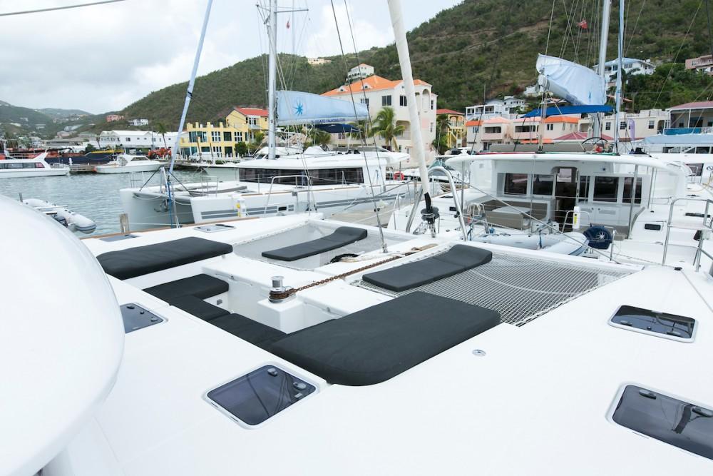 Bootsverleih Tortola günstig Lagoon 560 S2 - 5 cab.