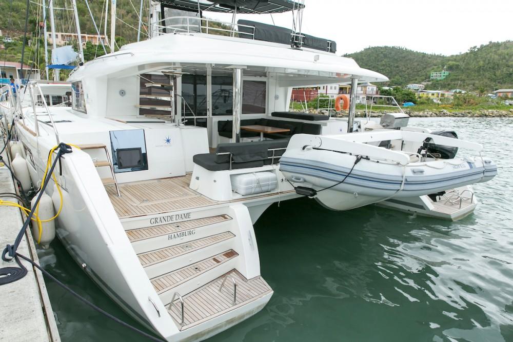 Katamaran mieten in Tortola - Lagoon Lagoon 560 S2 - 5 cab.