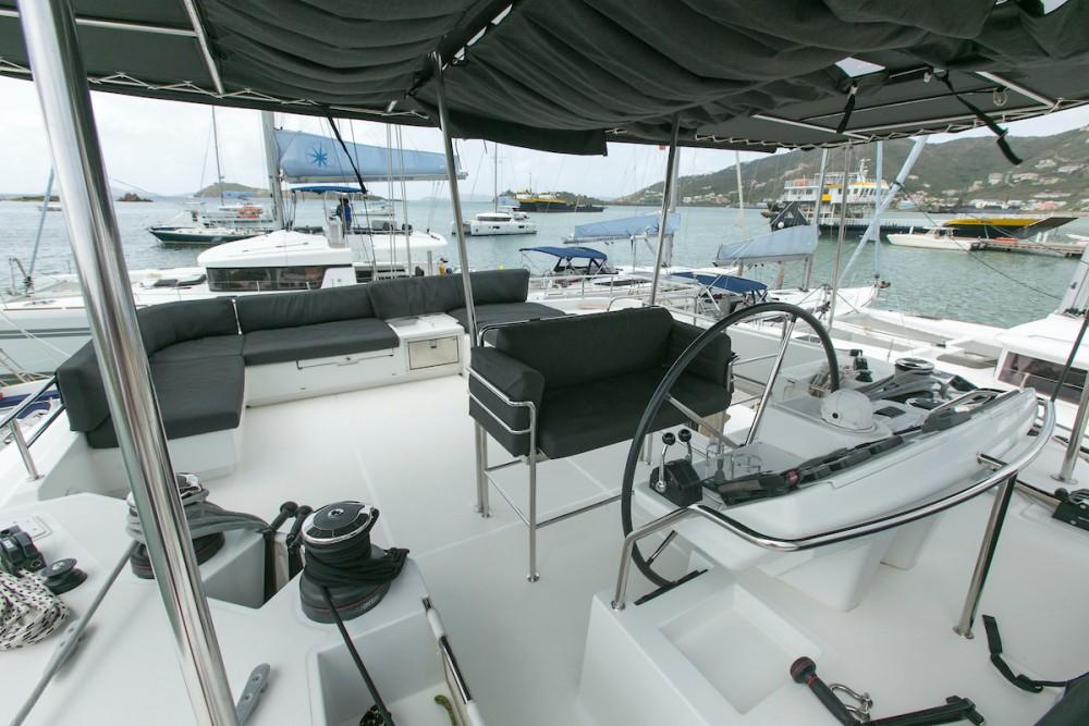 Bootsverleih Lagoon Lagoon 560 S2 - 5 cab. Tortola Samboat