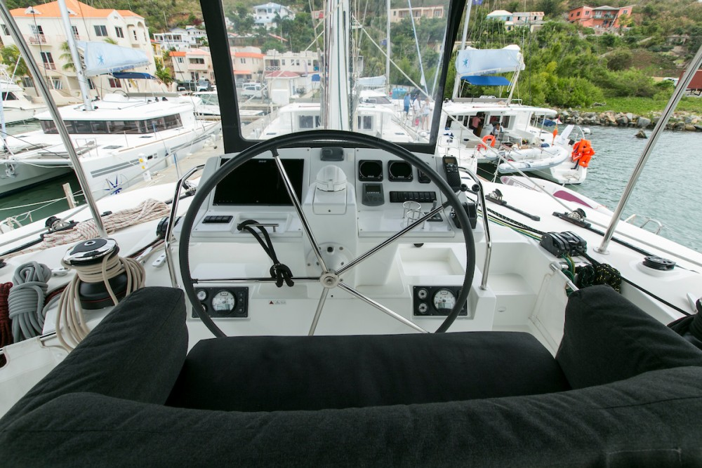 Yacht-Charter in Tortola - Lagoon Lagoon 560 S2 - 5 cab. auf SamBoat