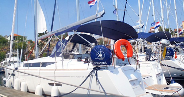 Yacht-Charter in Lidingö - Jeanneau Sun Odyssey 439 auf SamBoat