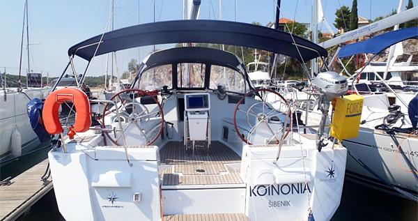 Segelboot mit oder ohne Skipper Jeanneau mieten in Lidingö