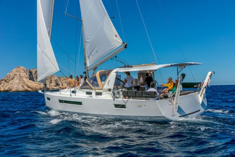 Bootsverleih Tortola günstig Sun Loft 47 - 6+1 cab.