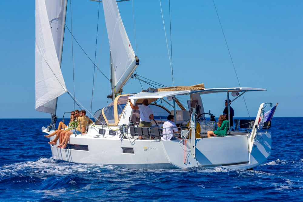 Yacht-Charter in Tortola - Jeanneau Sun Loft 47 - 6+1 cab. auf SamBoat