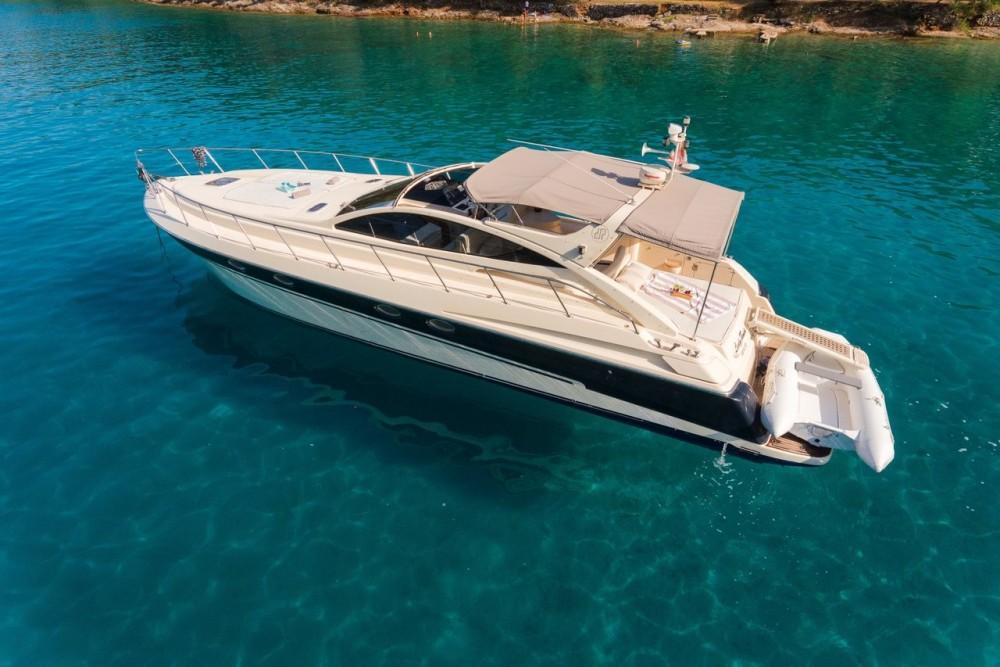 Ein Dalla Pietà Yacht DP 48 HT mieten in Split