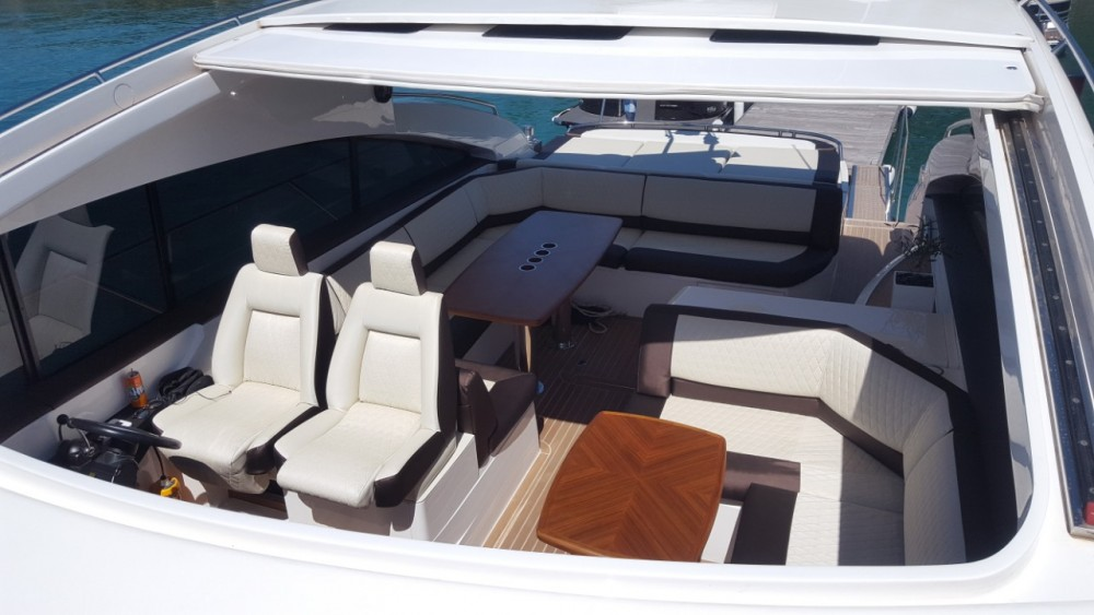 Motorboot mieten in Marina Gouvia - Princess Princess V53