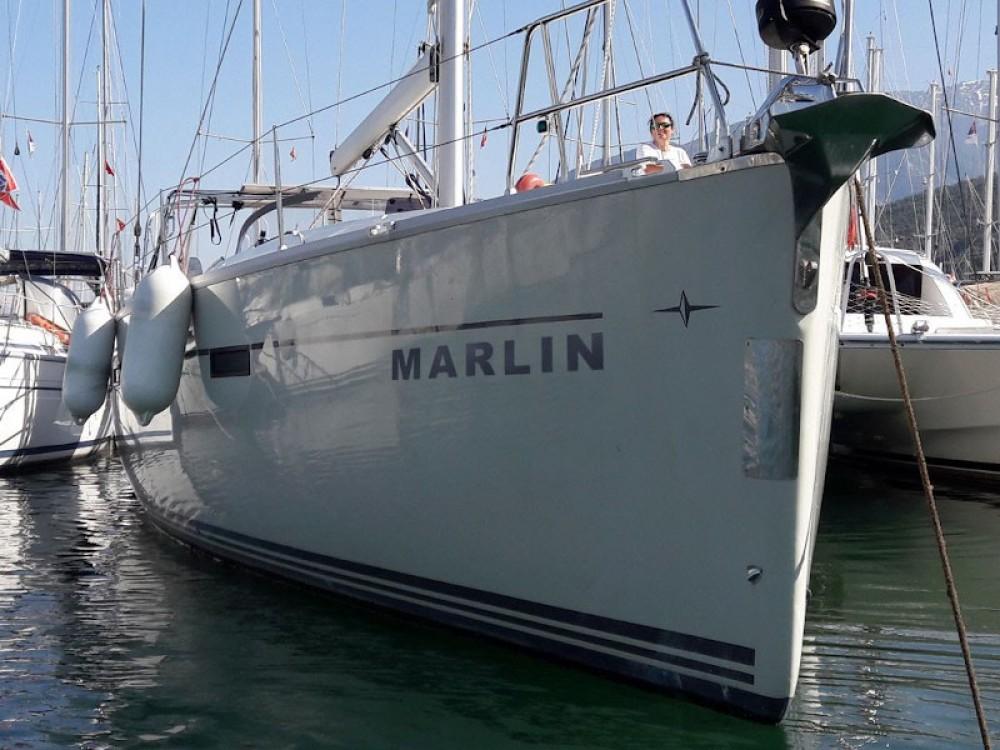 Segelboot mit oder ohne Skipper Bavaria mieten in Fethiye