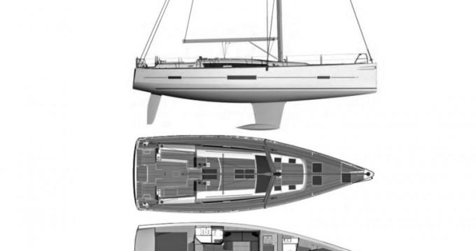 Bootsverleih Dufour Dufour 500 Grand Large Bormes-les-Mimosas Samboat