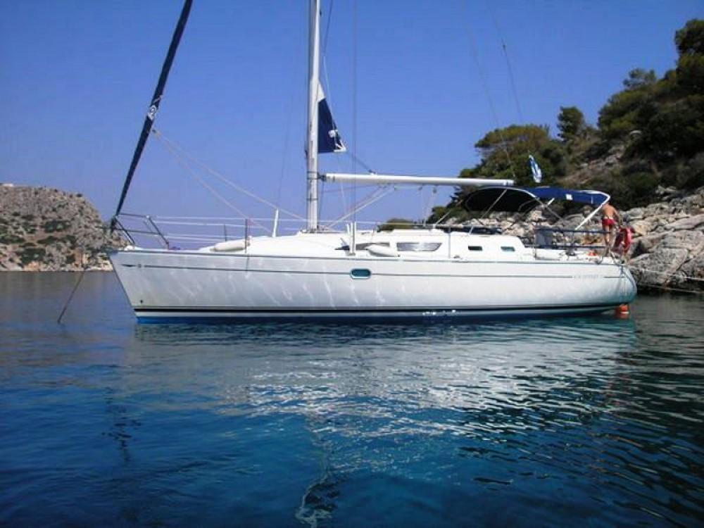 Yacht-Charter in Marmaris - Jeanneau Sun Odyssey 37 auf SamBoat