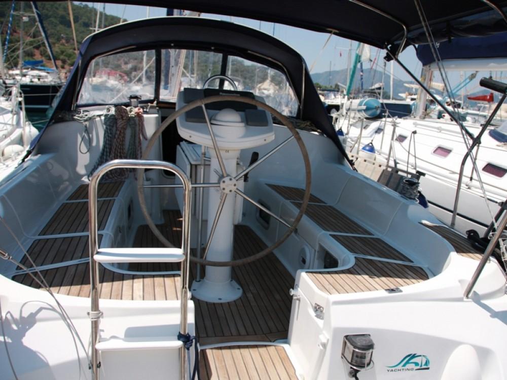 Segelboot mieten in Marmaris - Jeanneau Sun Odyssey 37
