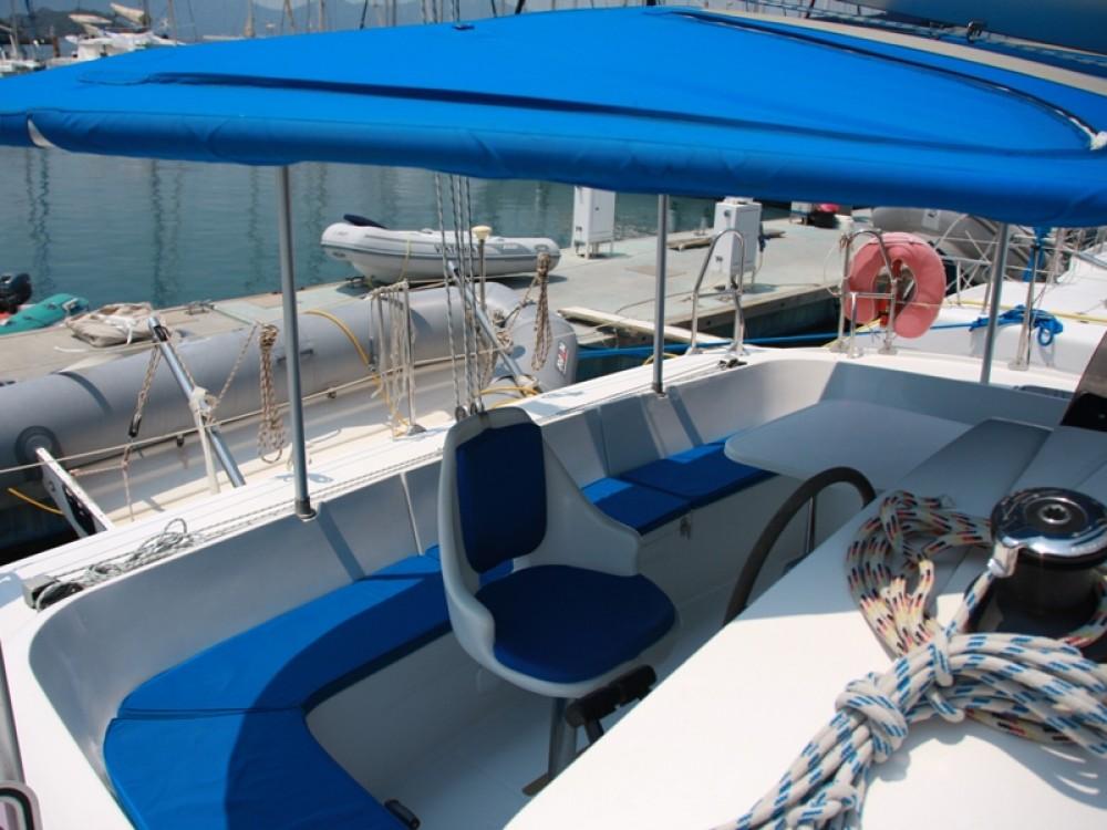 Bootsverleih Fountaine Pajot Athena 38 Marmaris Samboat