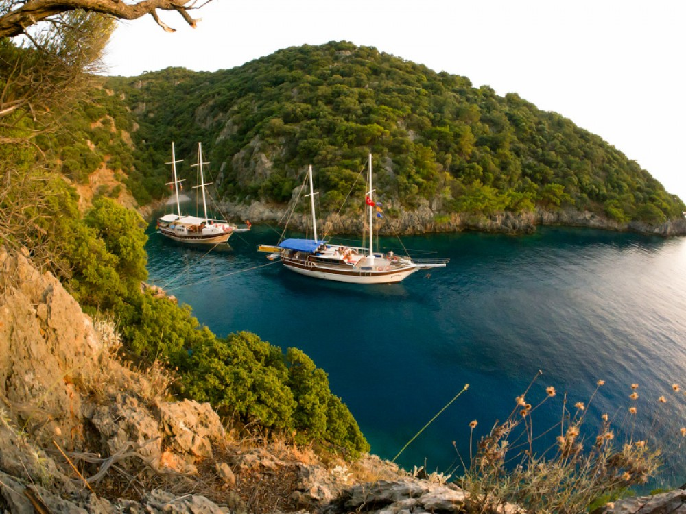 Bootsverleih  Gulet- Alaturka 1 Fethiye Samboat
