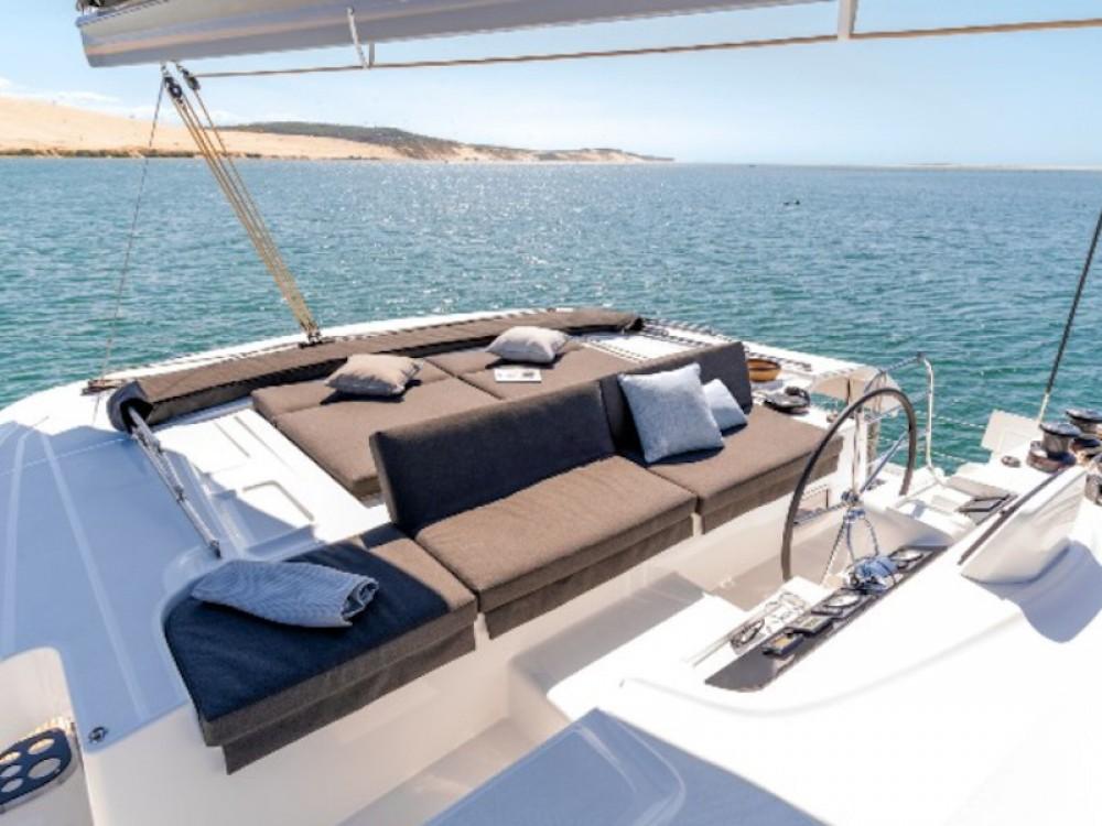 Bootsverleih Lagoon Lagoon 46 Italien Samboat