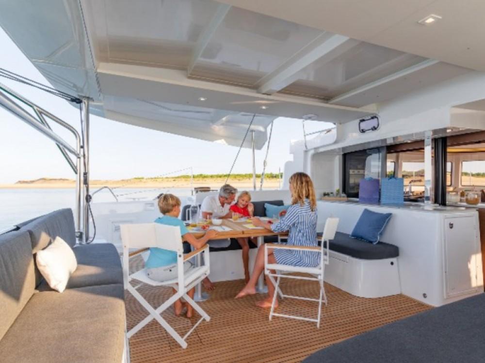 Yacht-Charter in Italien - Lagoon Lagoon 46 auf SamBoat