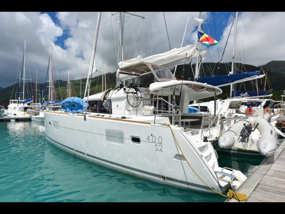 Yacht-Charter in Victoria - Lagoon Lagoon 400 auf SamBoat