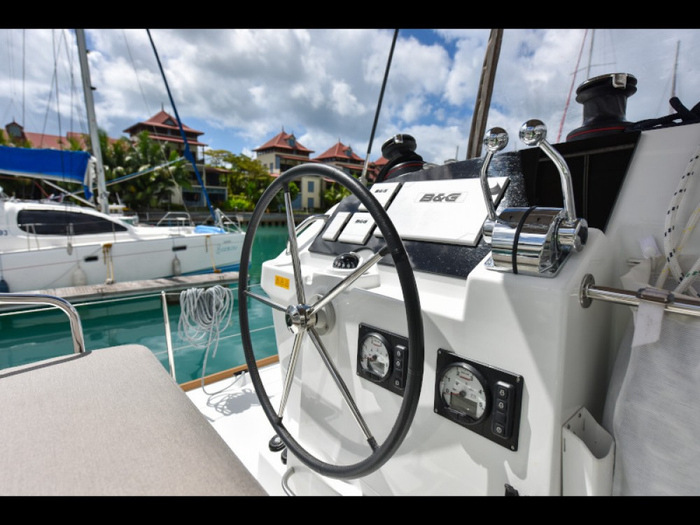 Katamaran mit oder ohne Skipper Lagoon mieten in Victoria