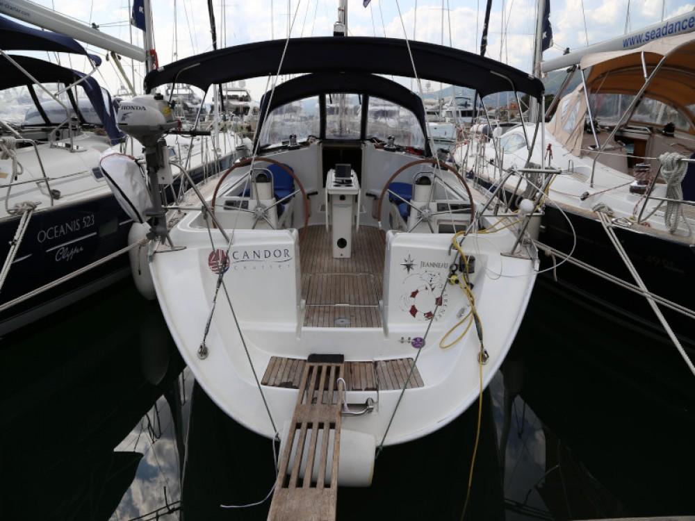 Segelboot mit oder ohne Skipper Jeanneau mieten in Kaštel Gomilica