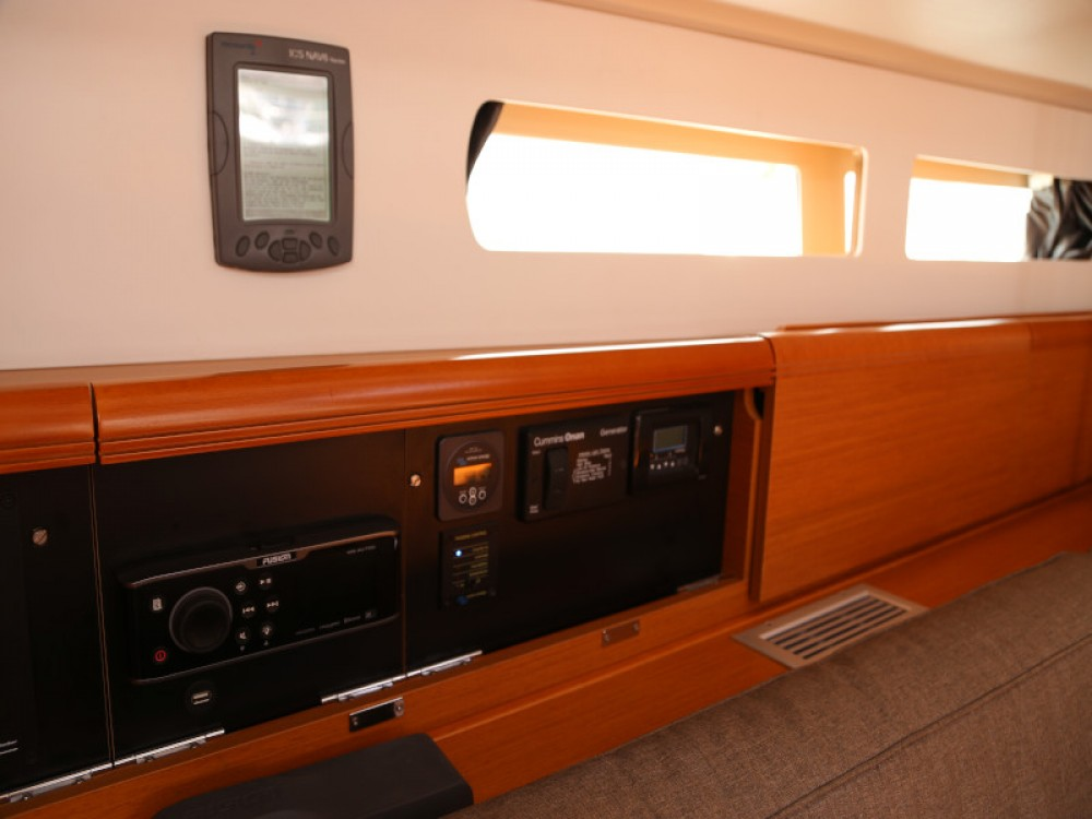 Yacht-Charter in Kaštel Gomilica - Jeanneau Sun Odyssey 479 auf SamBoat