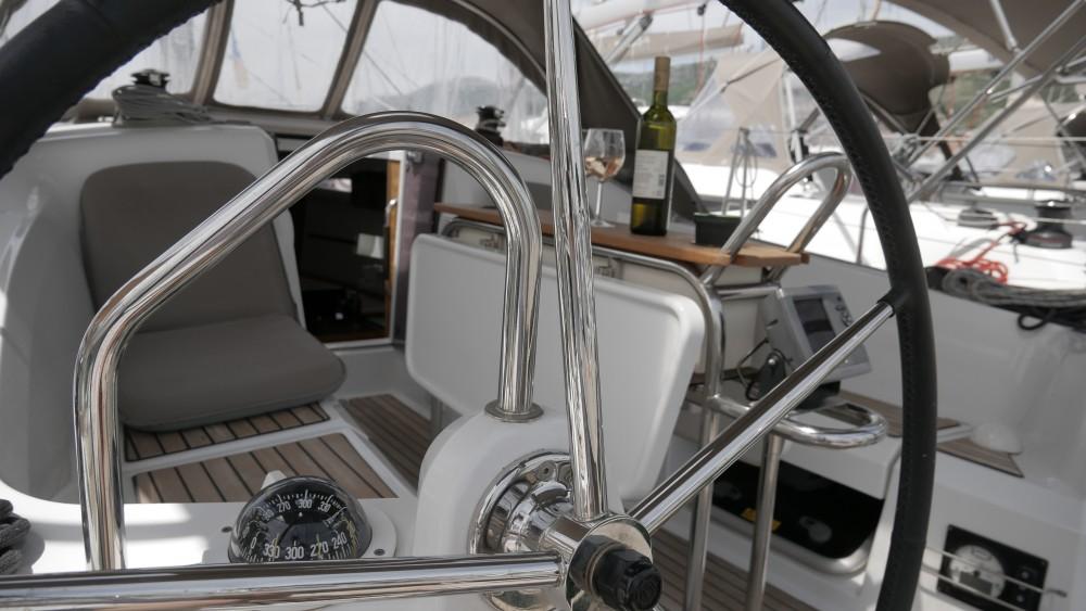 Yacht-Charter in  - Jeanneau Sun Odyssey 349 auf SamBoat