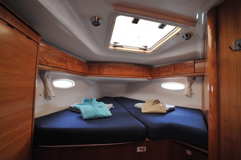 Bootsverleih Olbia günstig Bavaria 50 Cruiser