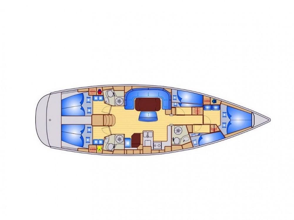 Segelboot mit oder ohne Skipper Bavaria mieten in Olbia