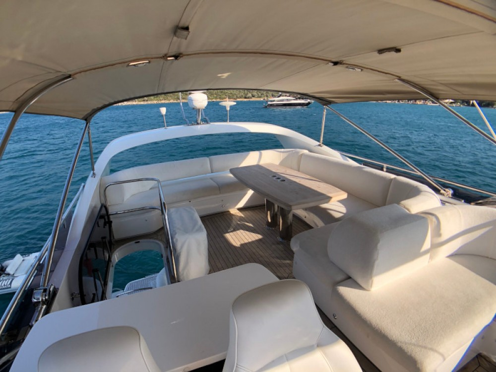 Yacht-Charter in Bodrum - Princess Princess 52 Fly auf SamBoat