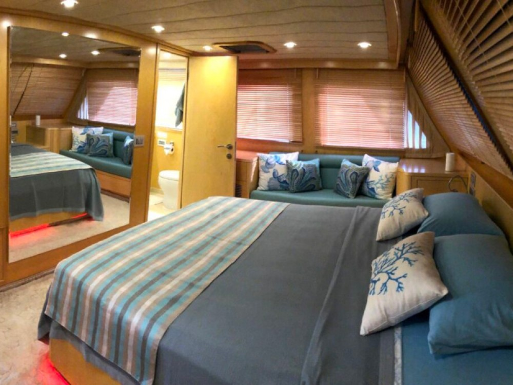 Segelboot mieten in Bodrum -  Gulet Rigel