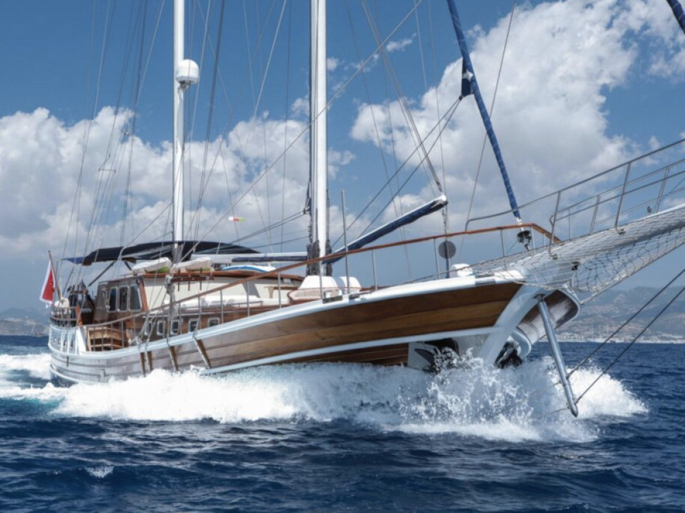 Segelboot mit oder ohne Skipper  mieten in Bodrum