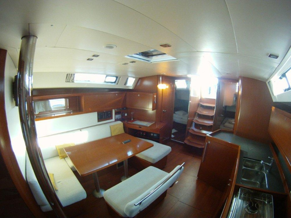Segelboot mieten in Medulin - Bénéteau Oceanis 45