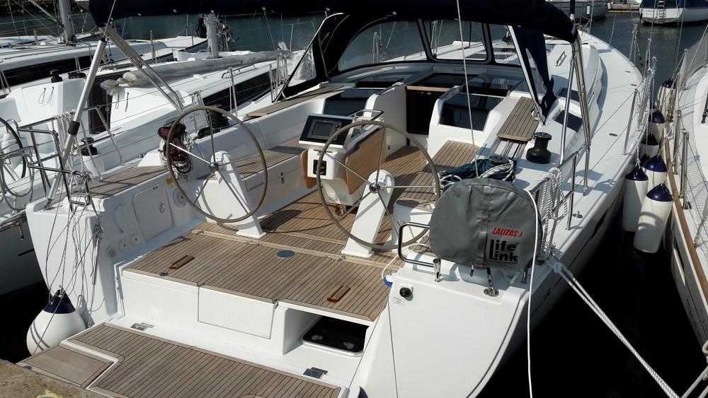 Segelboot mieten in Kaštel Gomilica - Hanse Hanse 505