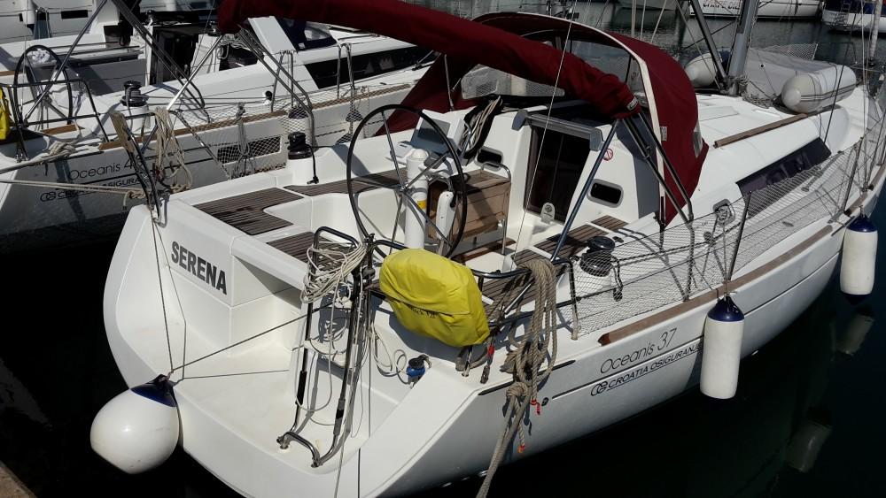 Segelboot mit oder ohne Skipper Bénéteau mieten in Medulin