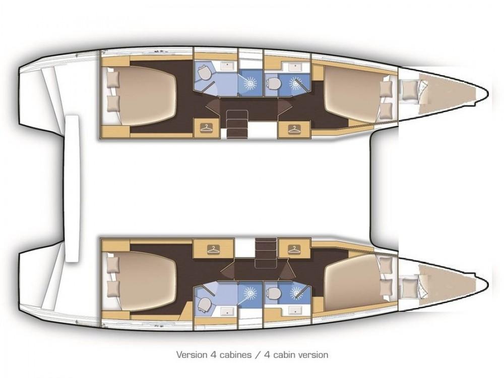 Yacht-Charter in  - Lagoon Lagoon 42 auf SamBoat