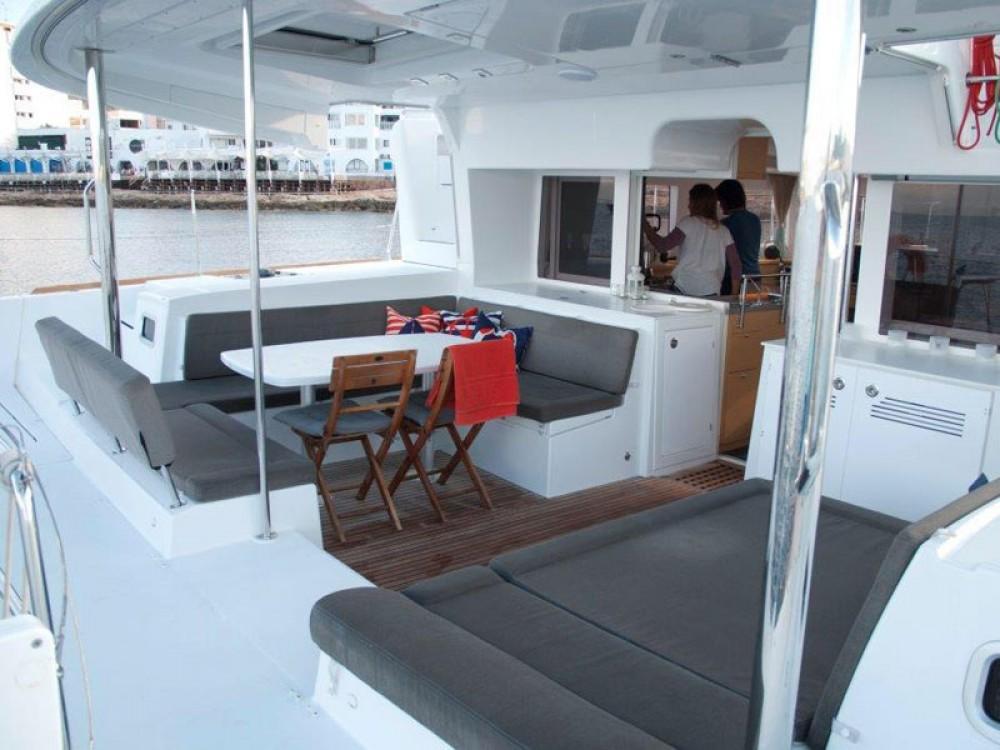 Bootsverleih Lagoon Lagoon 450  Flybridge Sant Antoni de Portmany Samboat